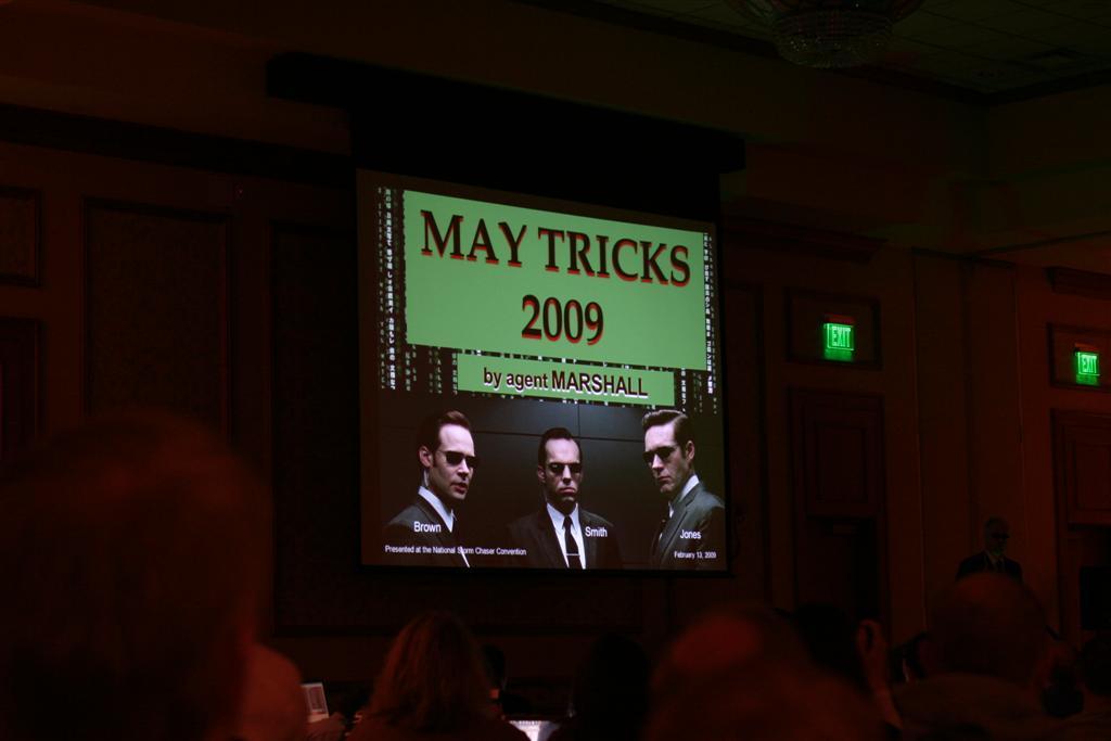 May Tricks